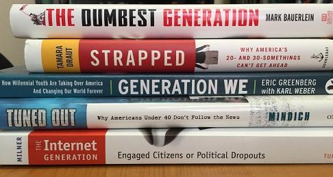 Millennial books small