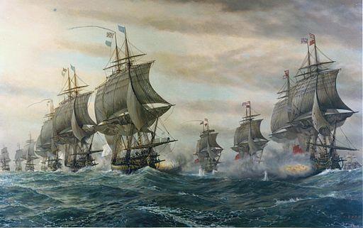 game theory, naval warfare, and Derek Walcott « Peter Levine